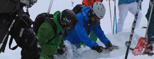 verbier mountain safety courses