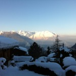 Switzerland ski resorts Verbier