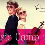 Altitude partnership Verbier Festival music camp