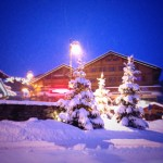 Verbier weather december 2013