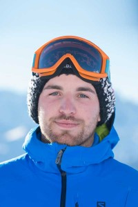 Ski instructor Verbier Sam