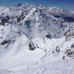 Patrouille des Glaciers - Col de la Chaux