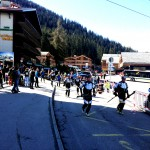 Patrouille des Glaciers - Verbier - 2014
