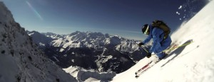 Verbier off piste guiding