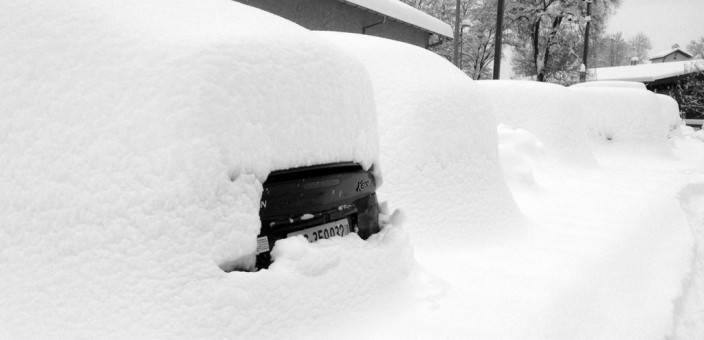 Winter is back in Verbier