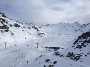 Verbier snow update