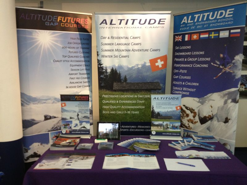 Altitude promotions