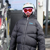 Verbier children ski clothes