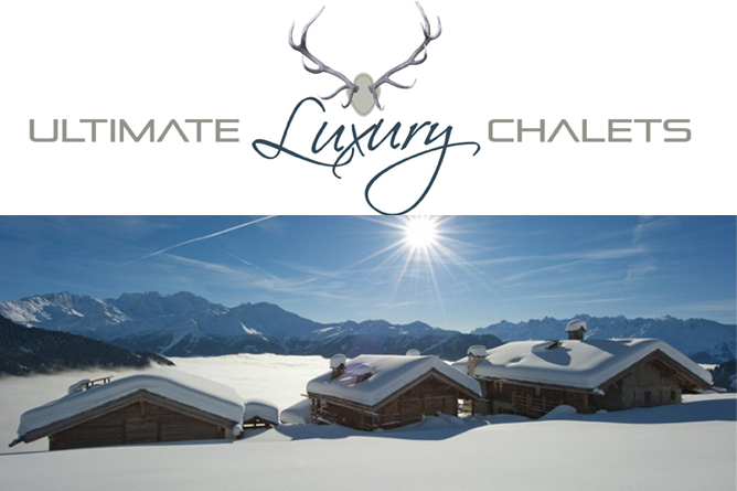 Luxury Chalets Verbier