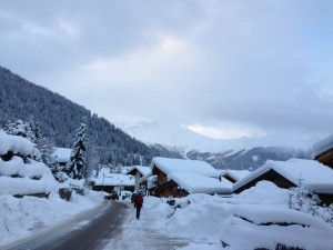 Epic winter in Verbier
