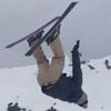 Verbier ski racing