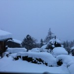 Deep snow Verbier