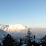 View in Verbier