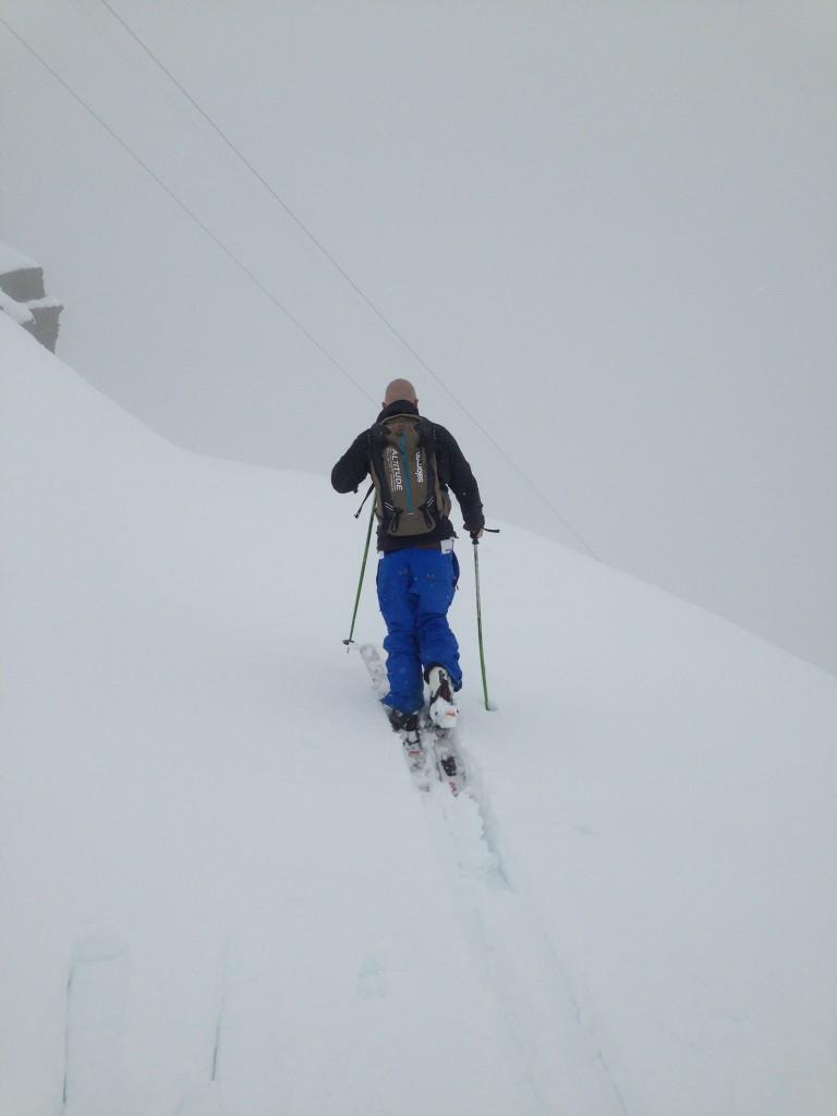 Verbier ski May
