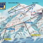 glacier 3000 ski map