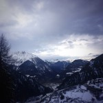 Altitude verbier weather report 28-12