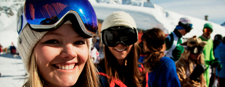 GAP Ski instructor courses