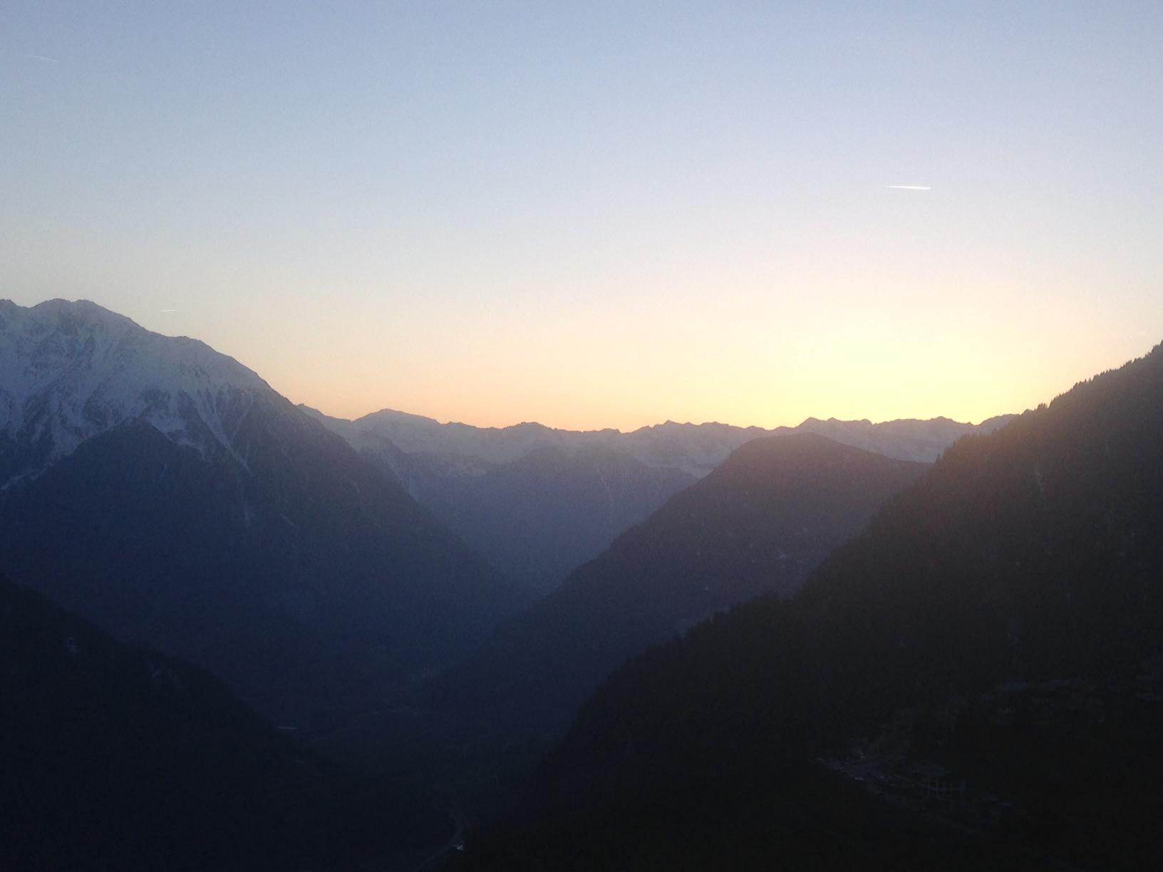 Verbier in Switzerland