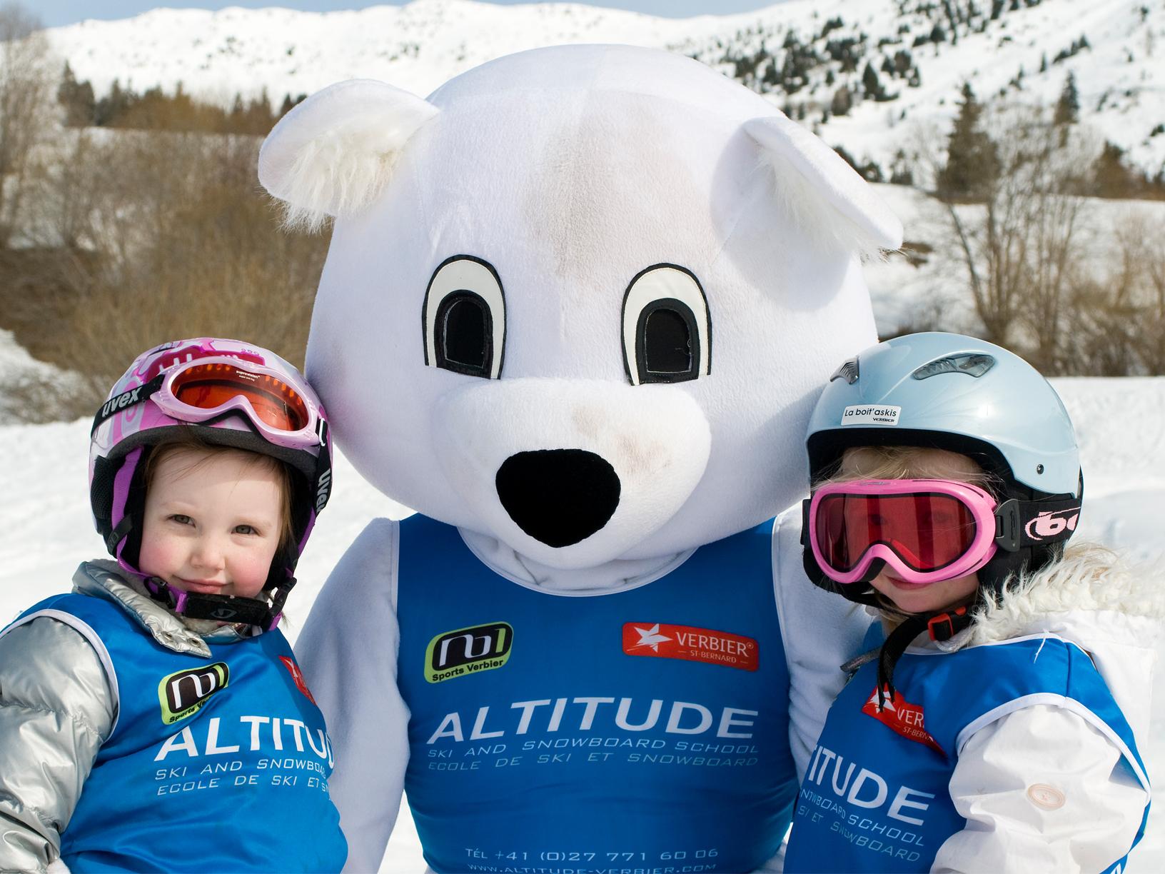 Altitude Kidsgarden Verbier
