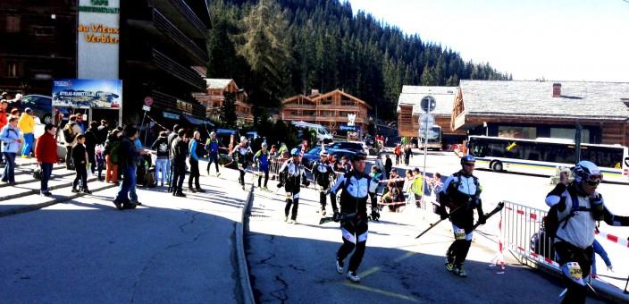 Italian team wins the Patrouille des Glaciers