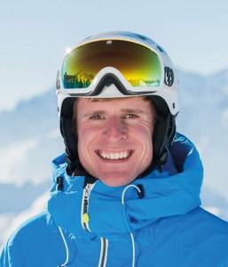 Ski instructor Harry Steel