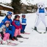 Ski lesson kidsgarden