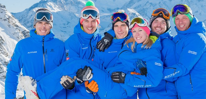 Verbier Ski Instructors 2017