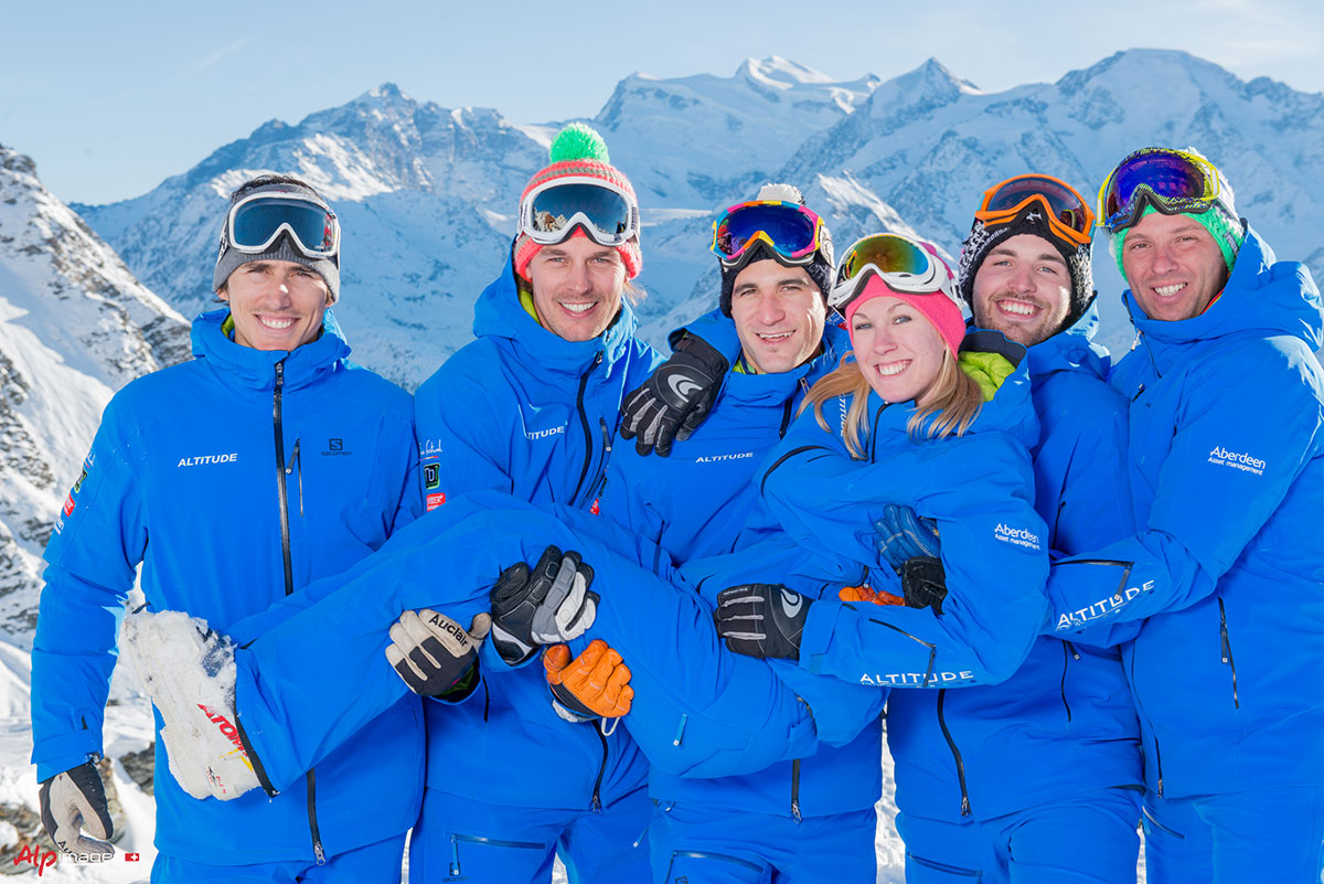 Ski and Snowboard School Verbier