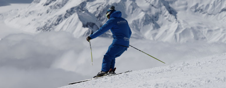 Ski and Snowboard School Verbier Altitude