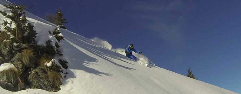 Ski and snowboard school Verbier