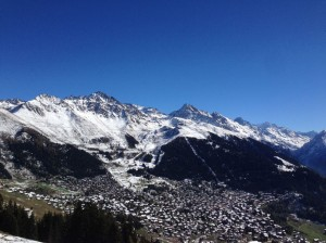 Verbier Valais Switzerland