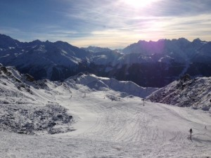 Ruinettes Verbier Switzerland