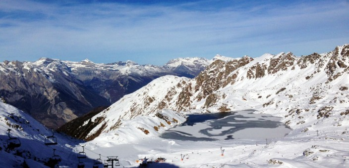 Ruinettes and La Chaux opened this weekend