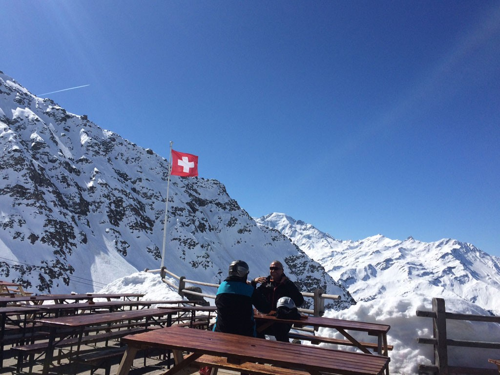 Verbier 4Vallees spring skiing