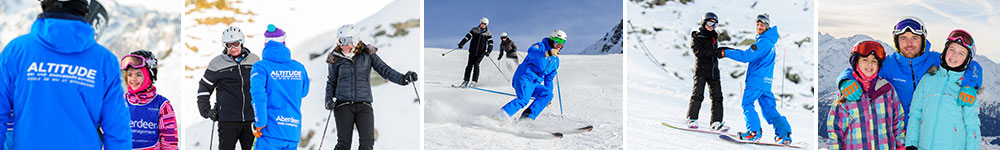 Private ski and snowboard lessons verbier