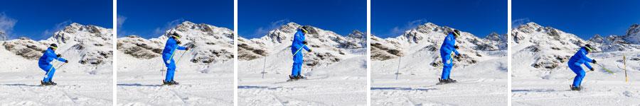 Skiing-verbier