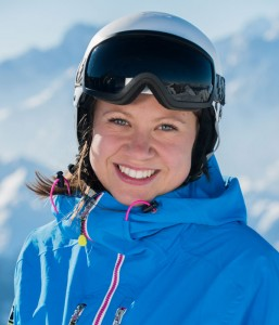 Snowboard and ski instructor Sofie Sjostrom