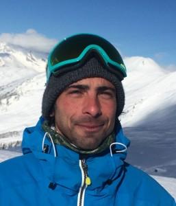 Ski and snowboard instructor Joao Silva