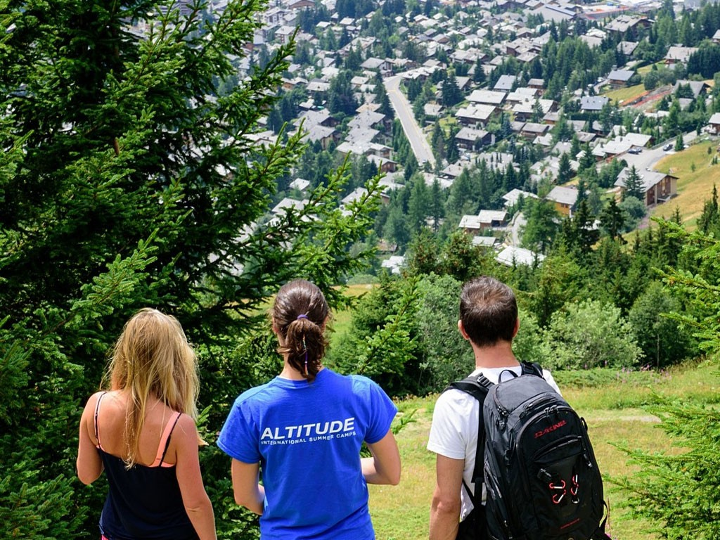 altitude summer camps verbier