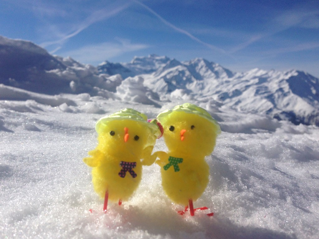 Verbier Easter holiday