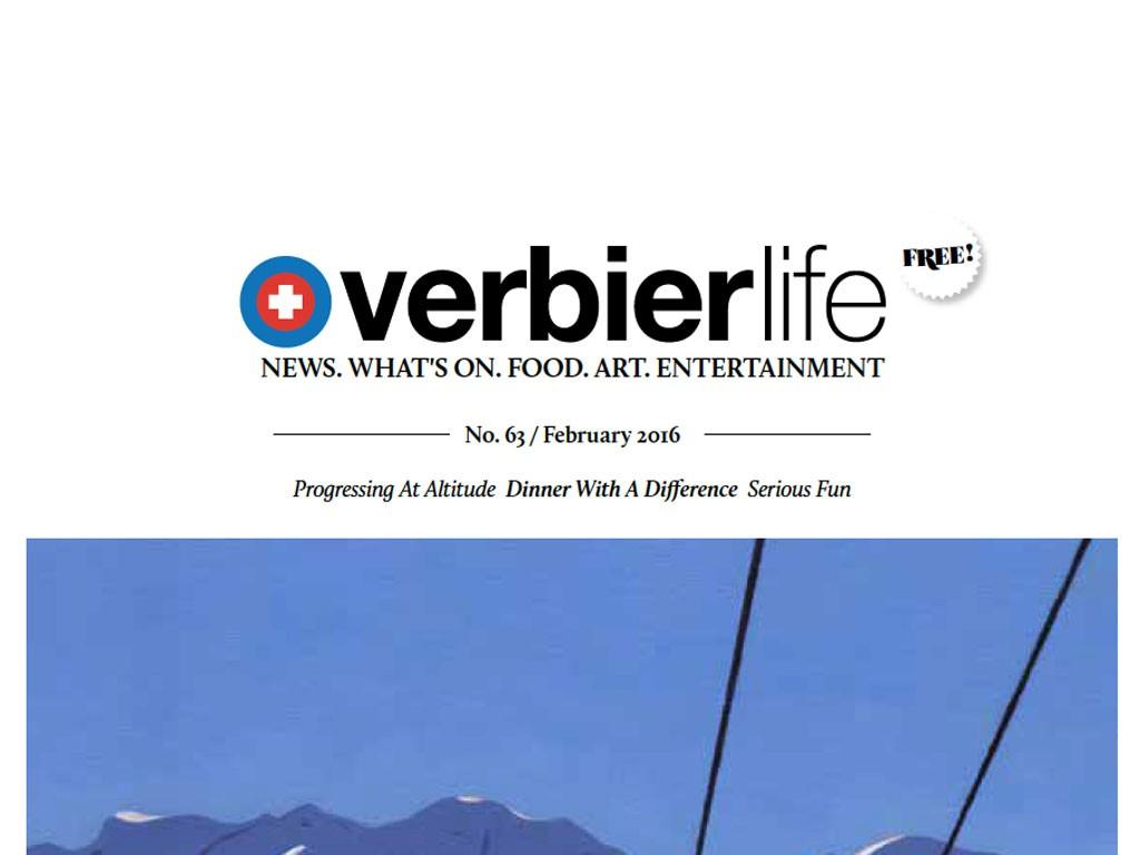 Verbier Life Altitude Verbier