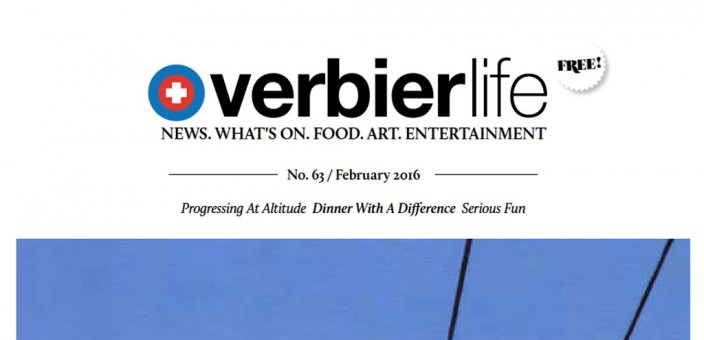 Verbier Life – Progressing with Altitude