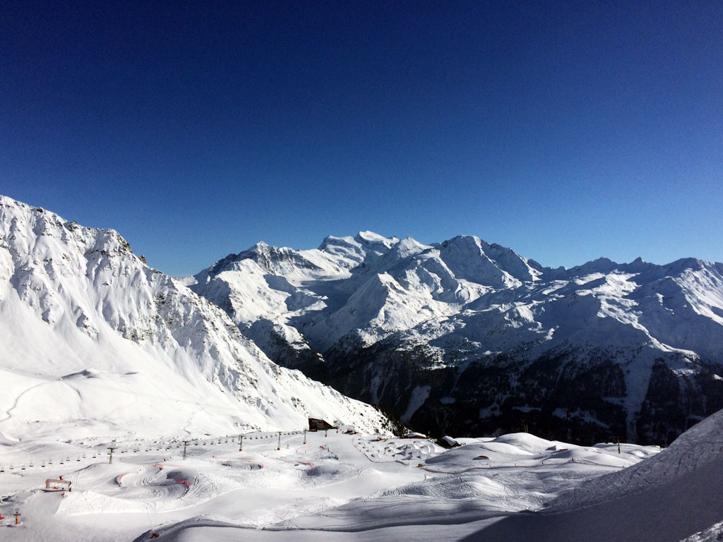 Verbier weather update