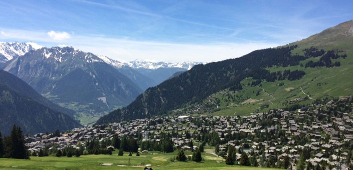 Verbier activities June and July 2016