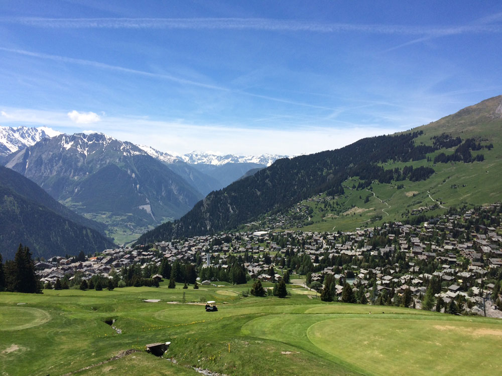 2016 Summer activities Verbier