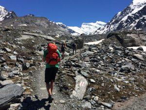 Hiking Verbier Panossiere