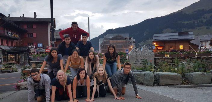 Verbier Festival Junior Orchestra 2017 & Altitude