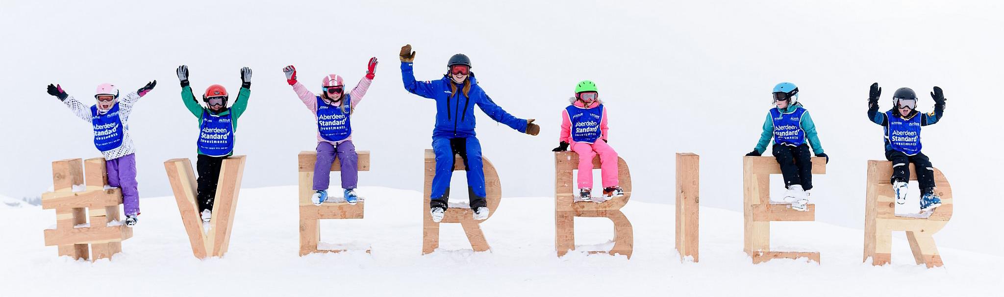 ski instructor job